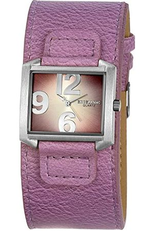 Excellanc Womens Analogue Quartz Watch with Leather Strap 1.92124E+11
