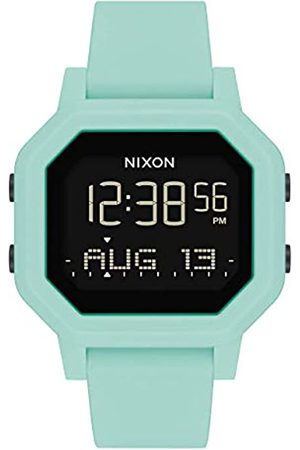 NIXON Automatically Watch with Silicone Strap A1210-2930-00