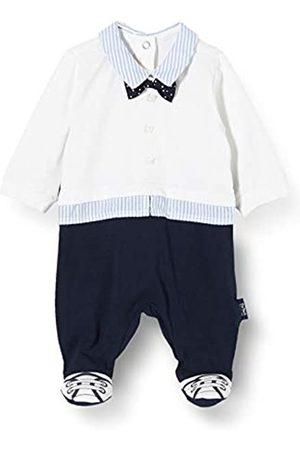 Chicco Baby Boys' Tutina Bimbo Elegante Con Apertura Sul Patello Playsuit