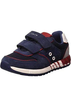 Geox Baby Boys' B Alben C Low-Top Sneakers, (Avio/Navy C4277)