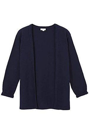 Gocco Girl's Chaqueta Larga Azul Jacket