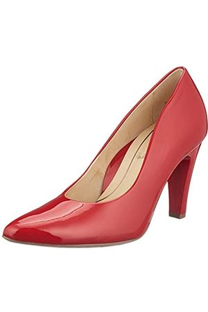 ARA Women's FRAUKE Closed Toe Heels, (Rot 15)