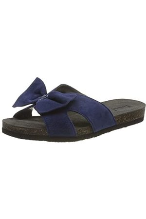 Think! Women's 686591_Shik Closed Toe Sandals, (Indigo/Kombi 90)