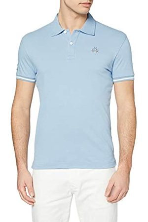 La Martina Men's Pmp030 Polo Shirt