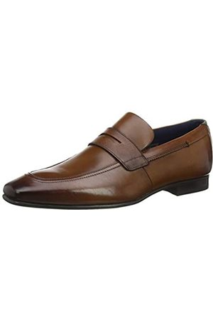 Ted Baker London Ted Baker Men's Galle Loafers, (Tan Tan)
