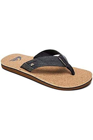 Quiksilver Men's Molokai Abyss Cork Beach & Pool Shoes, ( / / Xkcc)