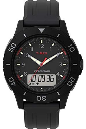 Timex Men's Expedition Katmai Combo 40 mm Fabric Watch TW4B18200