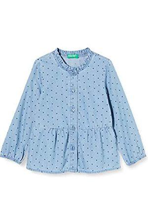 Benetton Girl's Camicia Blouse