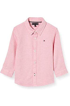 Tommy Hilfiger Boy's Structured Linen Shirt L/S