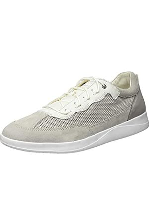 Geox Men's U Kennet A Low-Top Sneakers, (Lt / C1303)