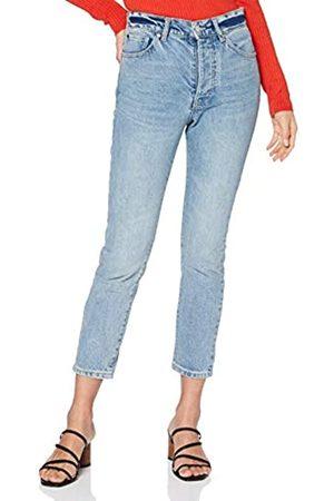 Armani Exchange Women's 11, 5 Ounces Cotton Slim Jeans