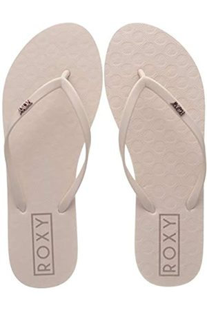 Roxy Women's Viva Stamp Beach & Pool Shoes, (Rose Ros)
