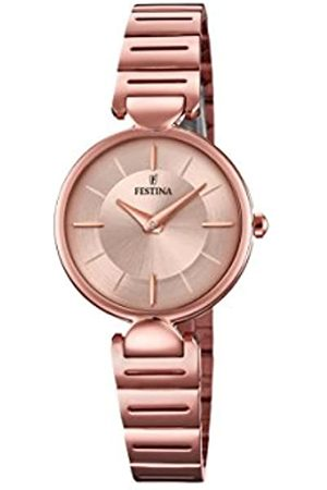 Festina Women's Analogue Quartz Watch with Stainless Steel Strap F20322/1