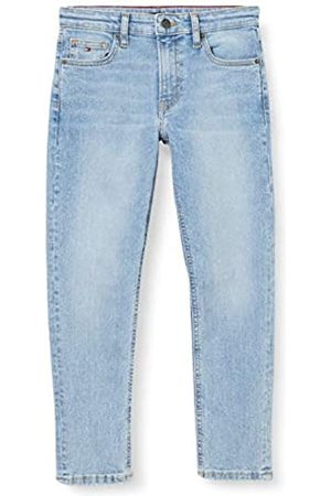 Tommy Hilfiger Boy's Rey Relaxed Tapered SAPLST Jeans