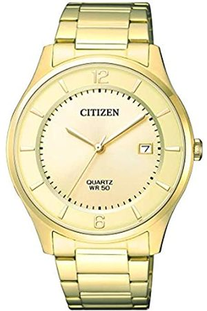 Citizen Mens Analogue Quartz Watch with Stainless Steel Strap BD0043-83P