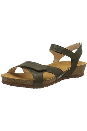 Think! Women's 686374_Dumia Sling Back Sandals, (Oliv 62)