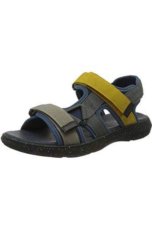 Geox Men's U Goinway A Open Toe Sandals, (Taupe/ C6649)