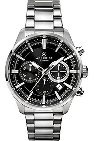 Accurist Men's Analogue Quartz Watch with Stainless Steel Strap 7194