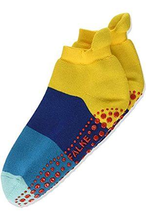 FALKE Boy's Colour Block Calf Socks