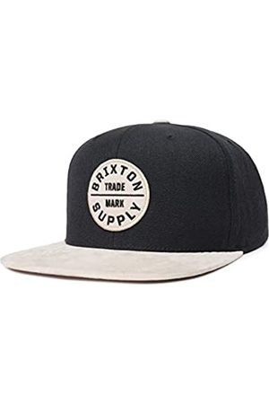 Brixton Men's Oath III Medium Profile Snapback HAT Baseball Cap