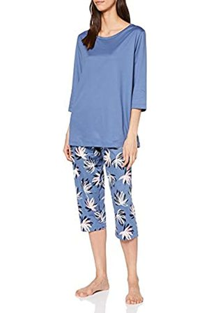 Calida Women's Cosy Flowers Pyjama Sets
