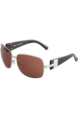 Burgmeister Men's SBM120-396 Rectangular Sunglasses