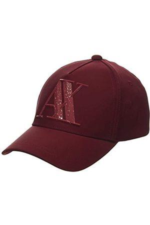 Armani Exchange Men's Rubber Logo Ax Cap Baseball