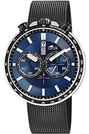 Lotus Mens Chronograph Quartz Watch with Stainless Steel Strap 10139/3