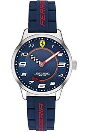 Scuderia Ferrari Boy's Analogue Quartz Watch with Silicone Strap 0860015