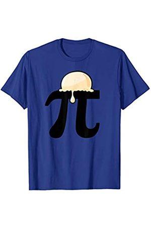 Miftees Pi a la mode tee funny Pi Day (Pie) Pi A La Mode T-Shirt