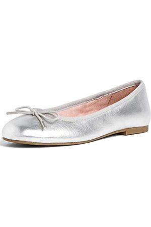 Tamaris Argento 22101 Ballerina Silver Size: 8 UK