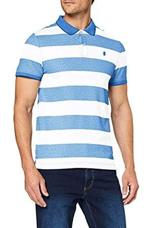 Izod Men's Blockstripe Polo Shirt