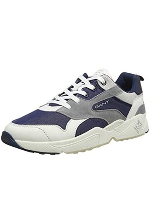 GANT Men's Nicewill Low-Top Sneakers, (Multi G663)