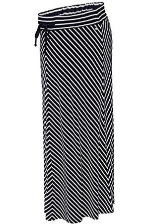 Esprit Maternity Women's Skirt Jersey Long Utb AOP