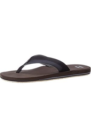 BILLABONG Men's All Day Impact Flip Flops, (Dark 198)