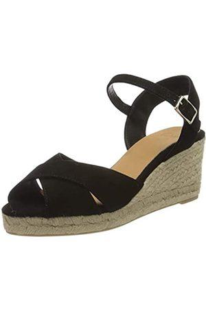 Castañer Women's Blaudell/6/ss20007 Espadrille Wedge Sandals