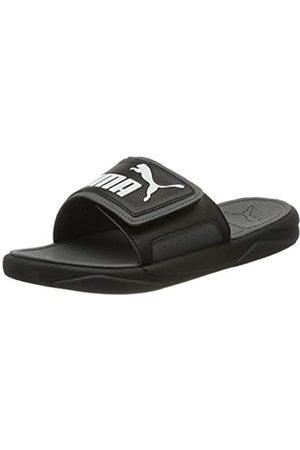 PUMA Unisex Adulto Royalcat Comfort Zapatos de Playa y Piscina, Negro -Castlerock 01