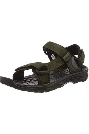 Hi-Tec Men's ULA RAFT Sports Sandals, (Olive Night/ 061)