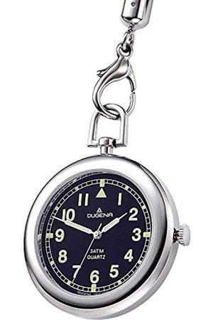 DUGENA Quartz Watch with Leather Strap 4149874-1