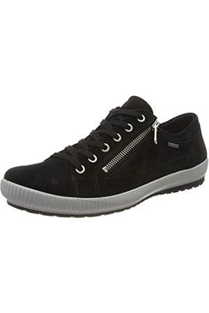 Legero Women's Tanaro Low-Top Sneakers, (Schwarz 00)