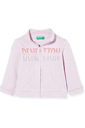 United Colors of Benetton Baby Girls Felpa Zip Cardigan