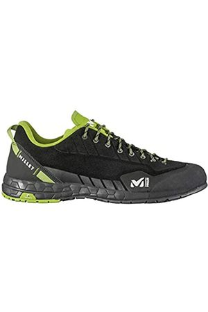 Millet Men's Amuri Leather M Low Rise Hiking Shoes, ( -Noir 0247)
