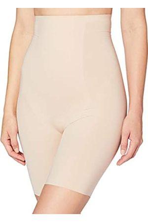 Spanx Women's Thinstincts Targeted High-Waistedhort Brief, (Soft Nude 0)