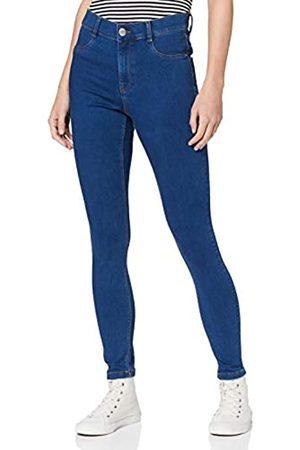 Dorothy Perkins Women's Mid Wash Regular Length Frankie Jeans