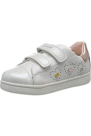 Geox Baby Girls' B Djrock B Low-Top Sneakers, ( /Lt C0814)