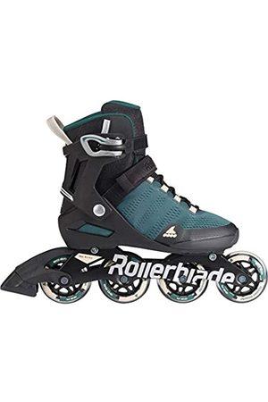 Rollerblade Women's Aero 80 Sc Skateboarding Shoes, ( /Rosa Polvere 3a5)