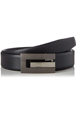 Pierre Cardin Men's Echt Leder 1070117.010 Belt, 10 Schwarz)