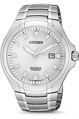 Citizen Mens Analogue Quartz Watch with Titanium Strap BM7430-89A