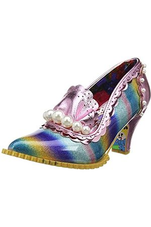 Irregular Choice Women's Seaside Paddle Closed Toe Heels, ( A)