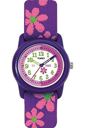 Timex Kid's Analog 29 mm Elastic Fabric Strap Watch T89022